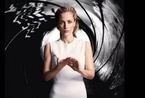 James Bond fan casting: After Idris Elba, Gillian Anderson?