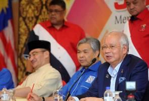 Private Member's Bill tabled by Hadi Awang not hudud - Najib