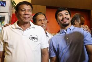 Lawatan rasmi pertama Rodrigo Duterte ke Malaysia