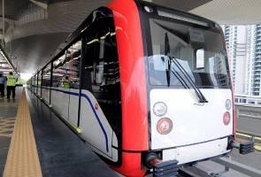 Perkhidmatan LRT laluan Ampang, Sri Petaling digantung sementara bagi kerja naik taraf