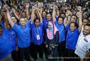 Keputusan PRK beri isyarat pembangkang akan gulung tikar dalam PRU14 - Periasamy