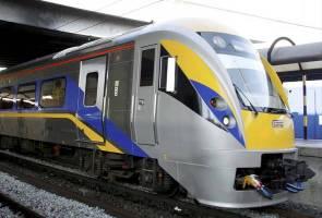 KTMB terima sembilan gerabak ETS kelas perniagaan mulai September