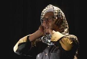 Yabang Khalifah alun azan di Astro Awani