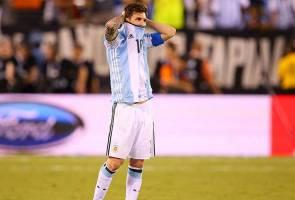 Football: Messi retires from international football