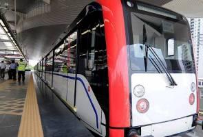 Gangguan bekalan elektrik jejaskan perkhidmatan LRT aliran Kelana Jaya