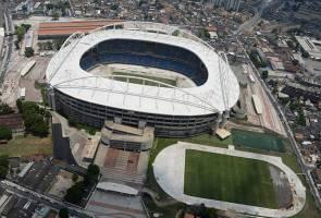 Sukan Olimpik Rio: Brazil sudah bersedia