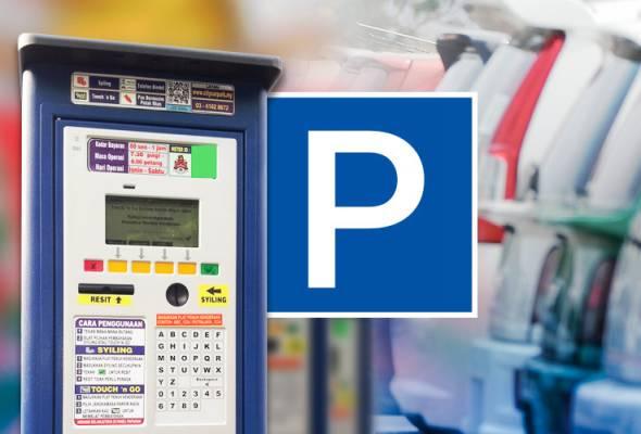 DBKL setuju tambah empat aplikasi caj tempat letak kenderaan bahu jalan