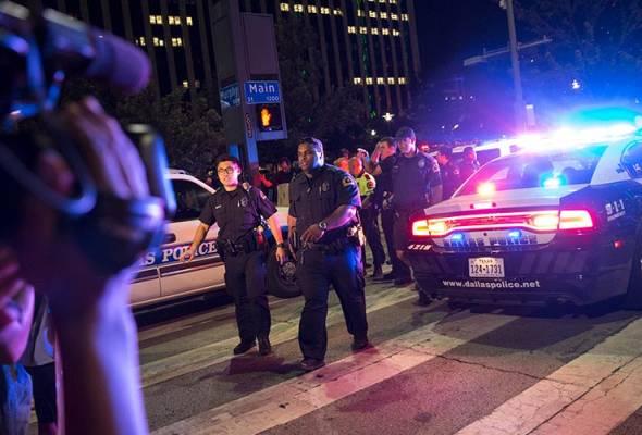 Suspek kes tembak Dallas terbunuh: media