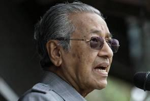 Tun Mahathir umum pakatan baru pembangkang, bakal tubuh parti baharu