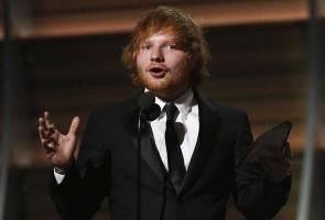 Ed Sheeran nafi khabar angin tutup akaun Twitter