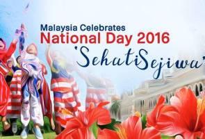 Merdeka eve celebrations reflect spirit of 'Sehati Sejiwa'
