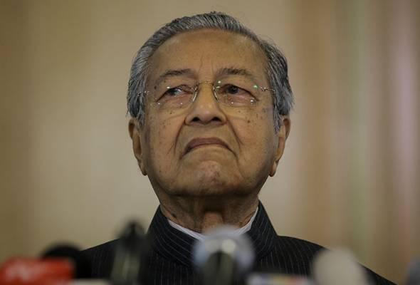 Mahathir akui gagal yakinkan Agong berhubung deklarasi