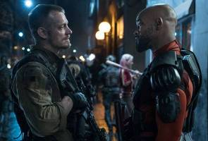 'Suicide Squad' smashes records with $135.1 million debut