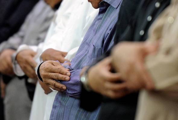 Koronavirus: Semua masjid di Negeri Sembilan akan adakan solat hajat serentak