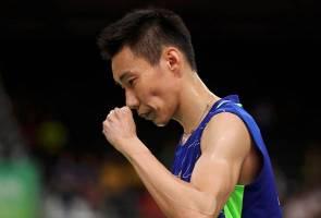 Rio 2016: Lee Chong Wei mara ke separuh akhir