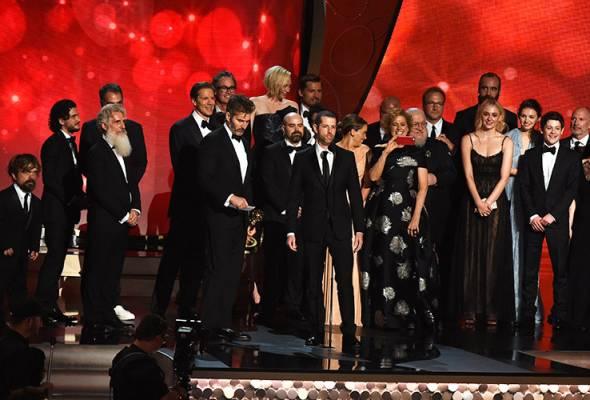 Anugerah Emmy: 'Game of Thrones' cipta sejarah