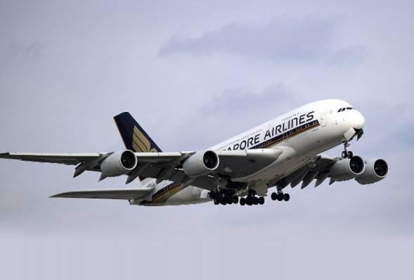 COVID-19: Singapore Airlines bakal perkenal penerbangan 'tanpa hala tuju'