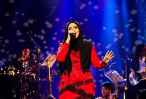Siti Nurhaliza terus mendominasi arena muzik tempatan