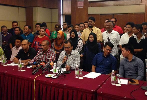 Bekas exco Pemuda Umno dakwa KJ tidak jujur selar Baju Merah