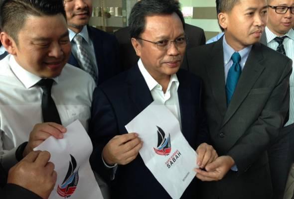 Parti Warisan Sabah dapat kelulusan, Shafie Apdal selaku presiden ...