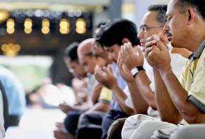 Solat sunat Aidilfitri di Selangor selaras pada 8 pagi