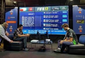 FIFA 17: 'Mungkin kali ini tuah tidak bersama AmTuah'