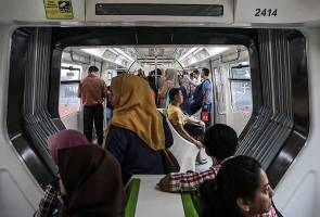 Sri Petaling LRT tracks to be replaced - Prasarana