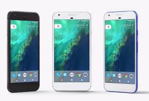 Google lancar telefon pintar Pixel