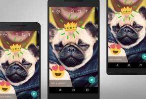 Snapchat perkenal ciri terbaharu, ciri kamera kini semakin bijak