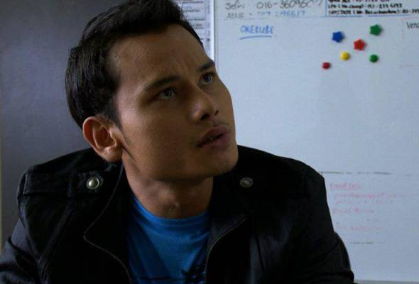 Drama actor Aidil Aziz and friends charged with ganja trafficking