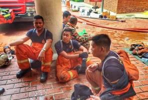 HSA fire: Netizens thank 'unsung heroes'