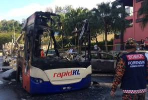 Damaged vehicle owners get redress from Rapid Bus