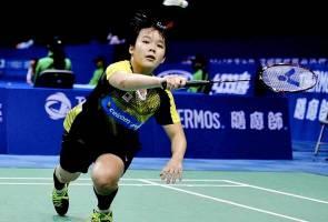 Jin Wei raih kejuaraan remaja dunia kali kedua di Kanada