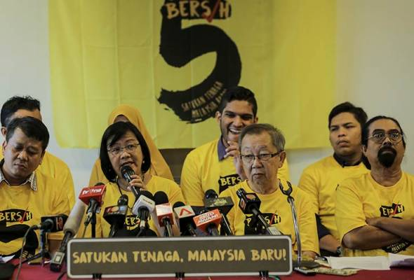Bersih 5: Five things you need to know