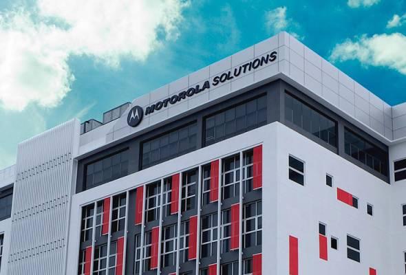 Motorola Solutions komited hasilkan peranti komunikasi canggih