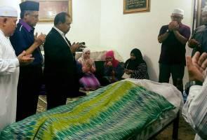 Ustaz Ishak Din meninggal dunia