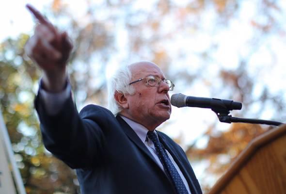 Sanders berundur, Trump lawan Biden dalam pertarungan Presiden AS