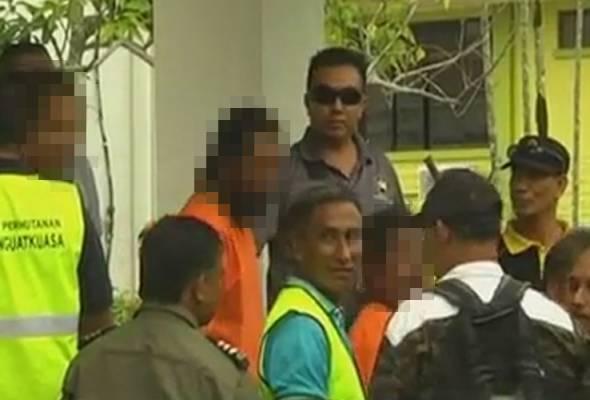 Halang kerja pembinaan di Gua Musang, 47 Orang Asli ditahan reman