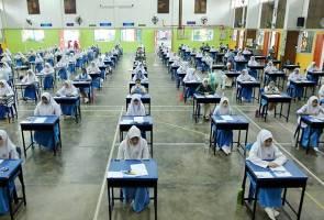 Jabatan Pendidikan Negeri perlu siasat dakwaan soalan PT3 bocor - KPM