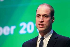 Putera William lawat Tebing Barat bulan depan