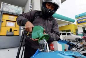 Kabinet putuskan Program Subsidi Petrol tidak diteruskan buat masa ini