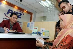 Skim Thohir tingkatkan bilangan pembayar zakat