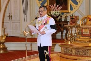 Putera Mahkota Maha Vajiralongkorn ialah Raja Thailand yang baharu