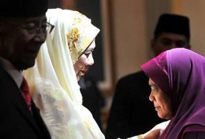 Tuanku Abdul Halim dekat di hati petugas Istana Negara