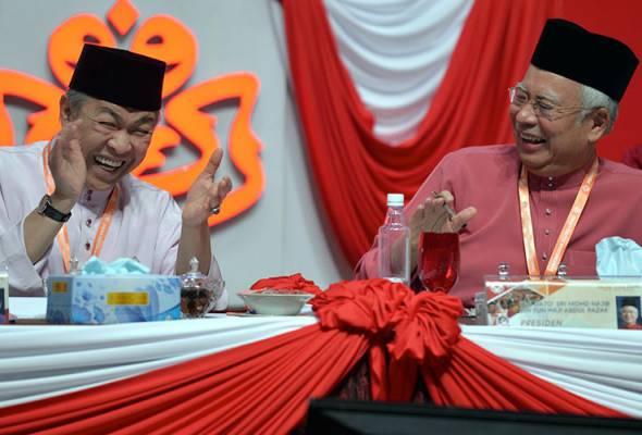 Solidariti UMNO tidak terjejas dengan taktik kotor pembangkang - PM Najib