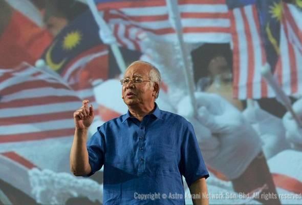PM Najib hayati aspirasi golongan muda untuk input TN50