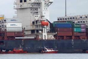 Dua kapal sebabkan tumpahan minyak diarah bayar bon RM1 juta sebagai jaminan