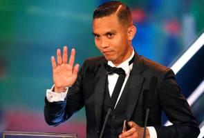 Sentuhan magis Faiz Subri menang Anugerah FIFA Puskas 2016