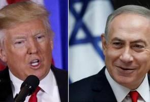 Pembunuhan al-Baghdadi: Netanyahu ucap tahniah kepada Trump