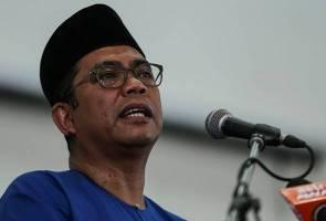 Tahniah, Tun M kerana berjaya 'hijack' perjuangan pembangkang - Khaled Nordin